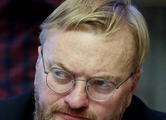 Милонов раскритиковал Нурмагомедова после шутки про Макгрегора и дагестанцев